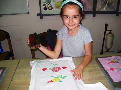 Текстилно печатане - Изображение 5