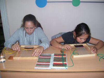 Декоративно тъкане 1