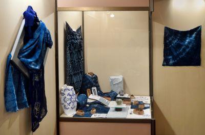 """Изложба """"Вариации в синьо"""" 10"""