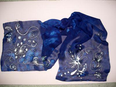 """Изложба """"Вариации в синьо"""" 4"""