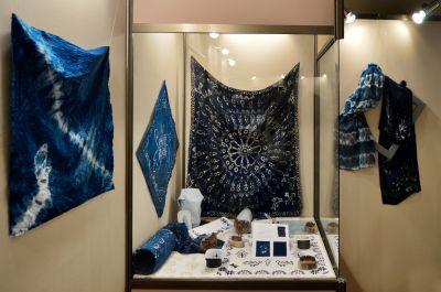 """Изложба """"Вариации в синьо"""" 6"""