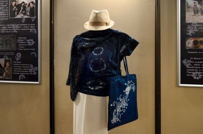"""Изложба """"Вариации в синьо"""" 7"""