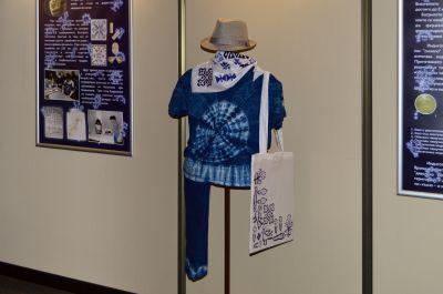 """Изложба """"Вариации в синьо"""" 8"""