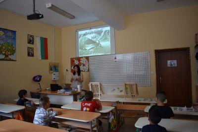 """Музейна образователна програма """"Коприна"""" 5"""