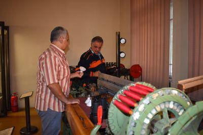 Обновяване на художествено-експозиционното осветление в Музей на текстилната индустрия 4