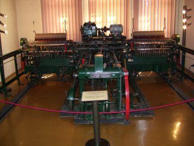 Машинно текстилно производство - Музей на текстилната индустрия - Сливен