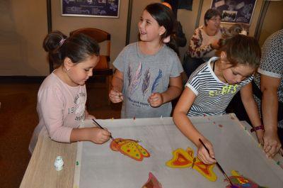 """Творческо ателие """"Полетът на пеперудата"""" - Музей на текстилната индустрия - Сливен"""
