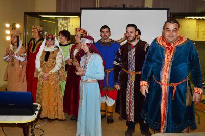 Текстилът през Средновековието - Музей на текстилната индустрия - Сливен