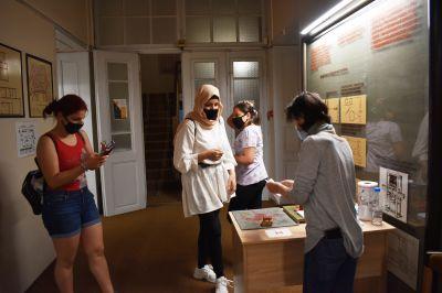 Европейска нощ на музеите 2021 - Музей на текстилната индустрия - Сливен