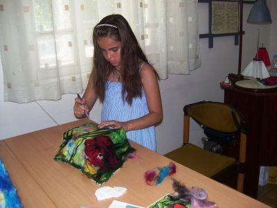 Плъстене - Музей на текстилната индустрия - Сливен