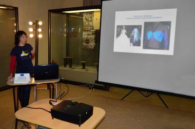 Научно кафене TextTech - Музей на текстилната индустрия - Сливен