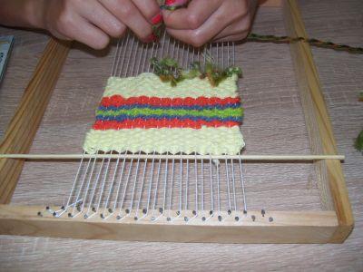 Декоративно тъкане - Музей на текстилната индустрия - Сливен